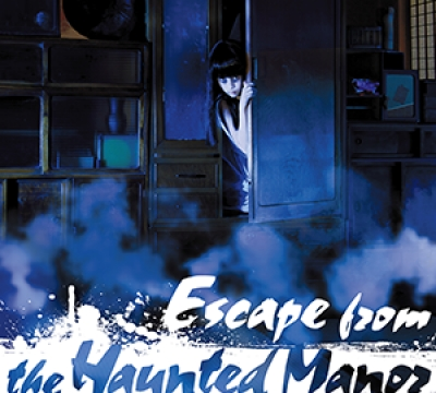 Escape from the Haunted Manor